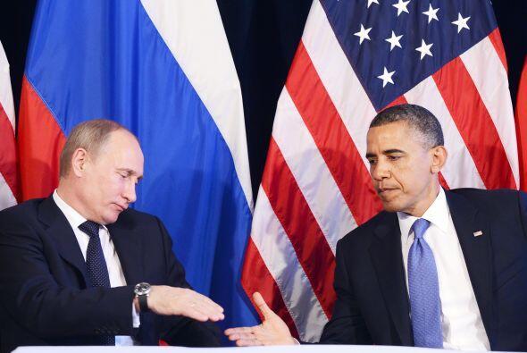 """Así mismo ambos presidentes expresaron """"su pleno apoyo"""" a los esfuerzos..."""