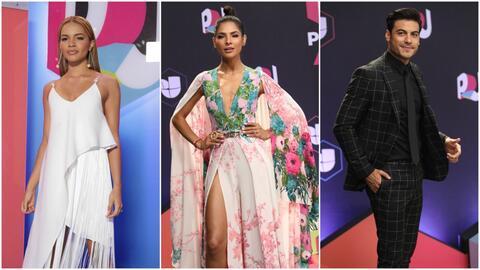 Los mejor vestidos de Premios Juventud.