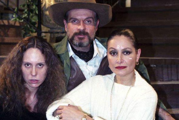 Daniela Romo, Azela Robinson y Alejandro Tomassi también le hacían la vi...