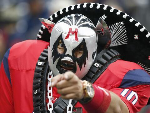 Adiós a la temporada regular de la NFL, y los fans demostraron to...