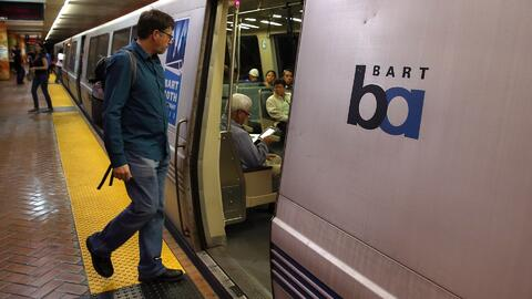 Sistema de transporte BART en San Francisco se establece como santuario...