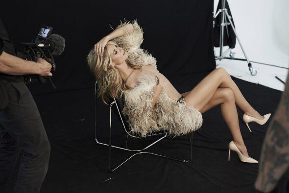 Klum es considerada como una de las modelos maduritas más sensuales.