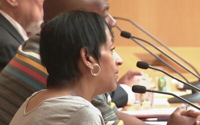Dramático testimonio de una madre que perdió a su hija por la violencia...