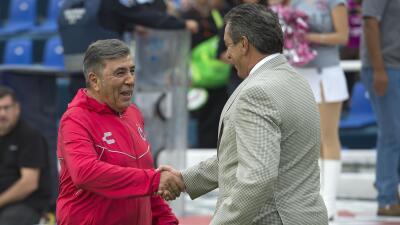 Carlos Reinoso y Tomás Boy