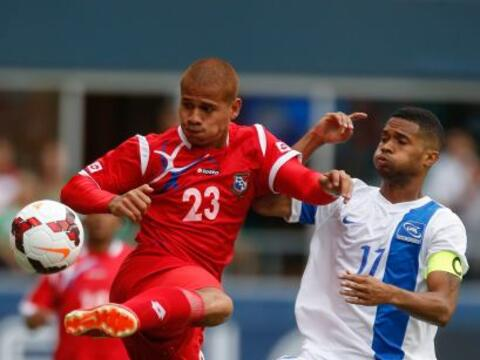 Panamá enfrentó a Martinica en duelo de ganadores en la pr...