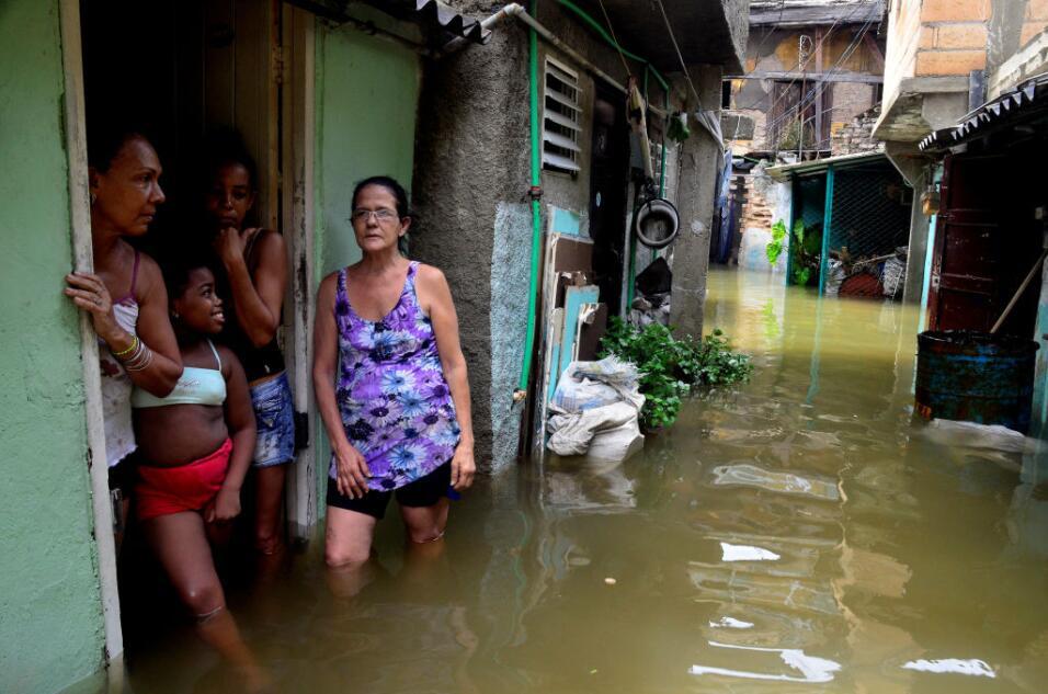 huracán Irma en Cuba