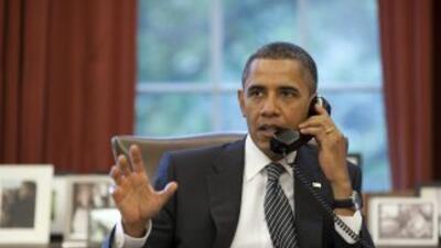 Los oyentes tendrán la oportunidad de escuchar al Presidente Obama abord...