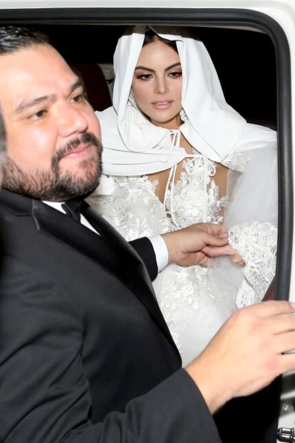 Bodas románticas de famosos