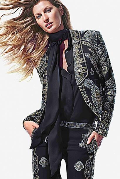 Gisele Bundchen se ha convertido en una de las modelos más solici...