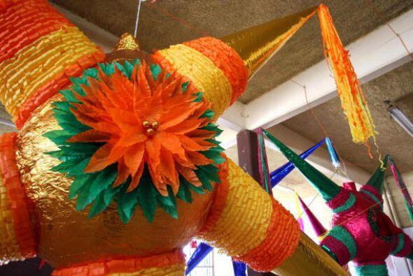Famosa por sus piñatas, Acolman, Estado de México ocupa el séptimo sitio...