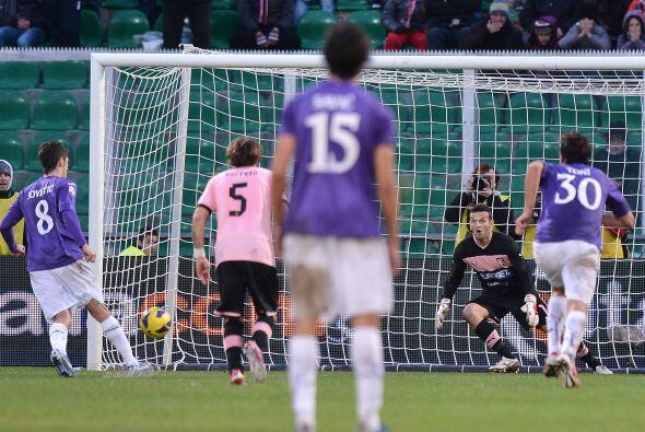 El talentoso extremo-atacante de la Fiorentina se lució en el cot...