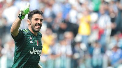 La emotiva carta de despedida de Buffon