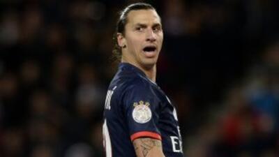 Ibrahimovic fue elegido como hombre del año por lectores franceses.