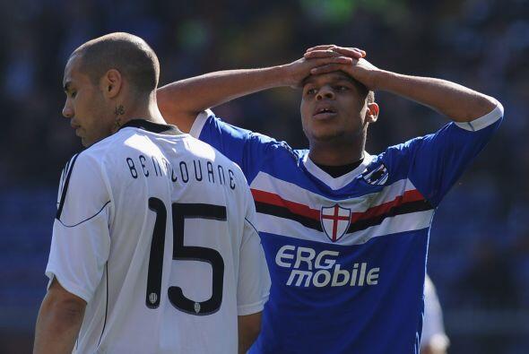 Con esto, Cesena venció como visitante por 3-2 a una Sampdoria que no lo...