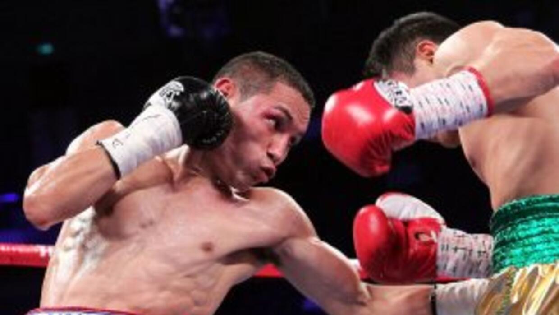 'Gallo' Estrada expondrá título contraMepranum (Foto: Zanfer).