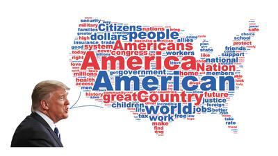 Promo discurso Trump