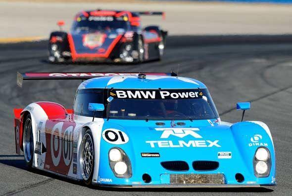 Los autos del equipo Chip Ganassi fueron impulsados por motors de la ale...