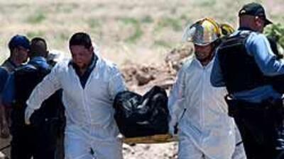 Hallaron el cuerpo de un novio secuestrado el sábado en Ciudad Juárez, M...