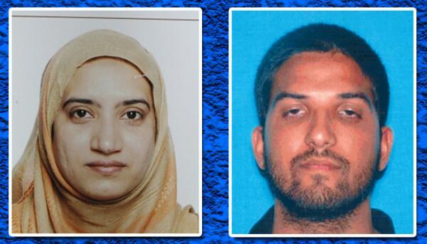 FBI dice que sospechosos practicaron tiro a días del tiroteo en California