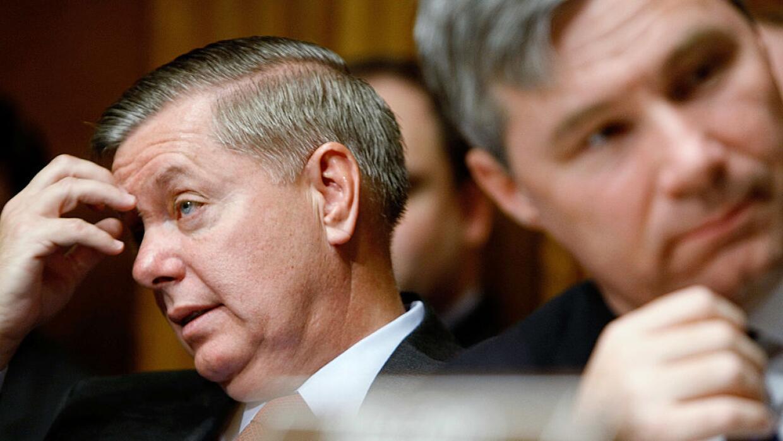 Graham y Whitehouse quieren llegar al fondo de las acusaciones hechas po...