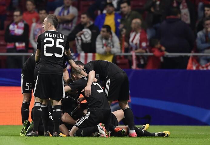 Manchester United y PSG imponen terror de Halloween con su paso en Champ...