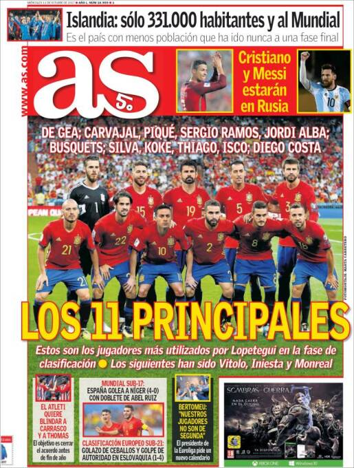 'El Messias', los medios del mundo se rinden ante el triplete de Lionel...