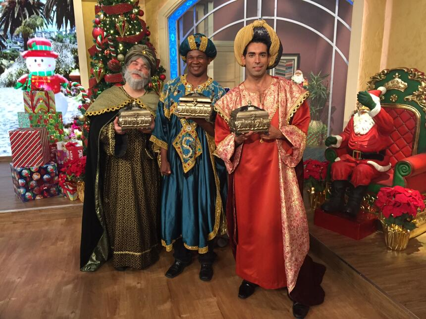 Ride Along 2 y Reyes Magos