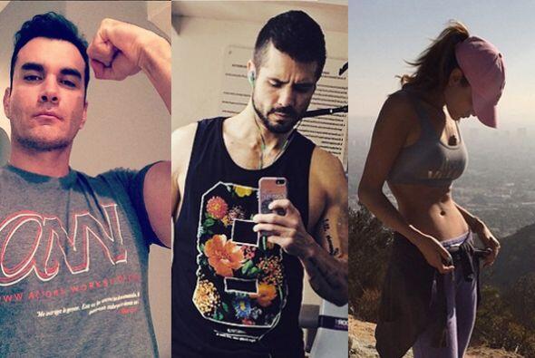 Estos actores encienden las redes sociales con sus tremendas fotograf&ia...