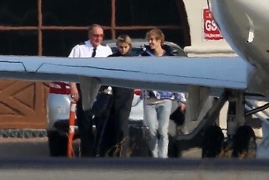 Varios medios estadounidenses reportan que Justin Bieber y Selena Gomez...