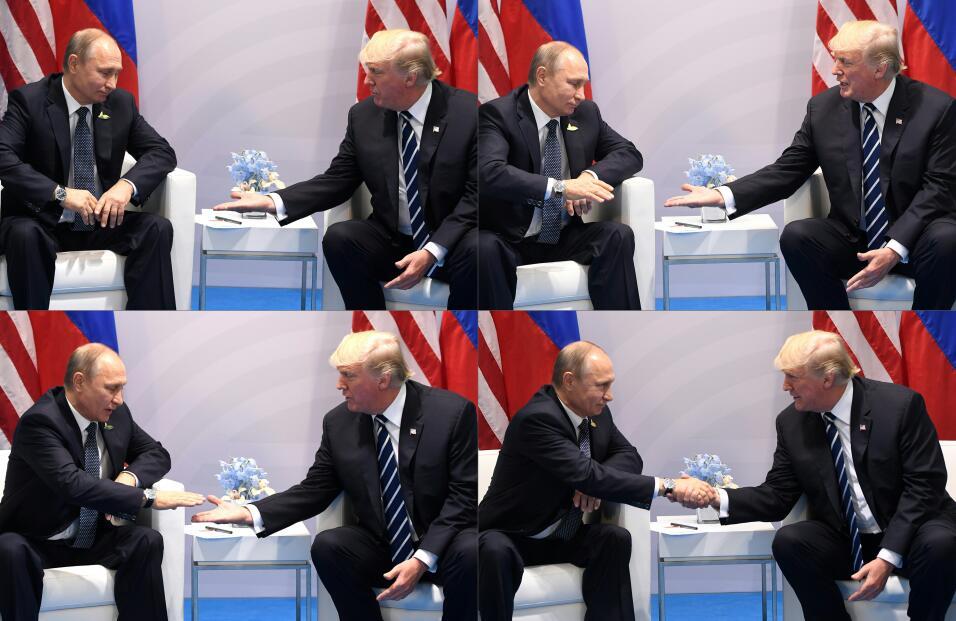 Putin Trump