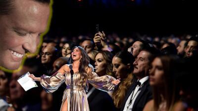 Tras el abucheo: Luis Miguel reacciona en Instagram a su 'comeback' en los Latin GRAMMY