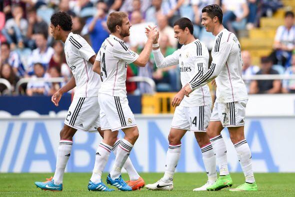 El Madrid lo ganaba 6-1 de forma espectacular y con más de 10 minutos po...