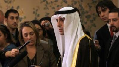 El Embajador de Arabia Saudita en EU, Adel Al-Jubeir, era el blanco del...