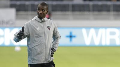 Tras regresar del fútbol europeo días atrás, Bill Hamid está listo para ser titular en D.C. United