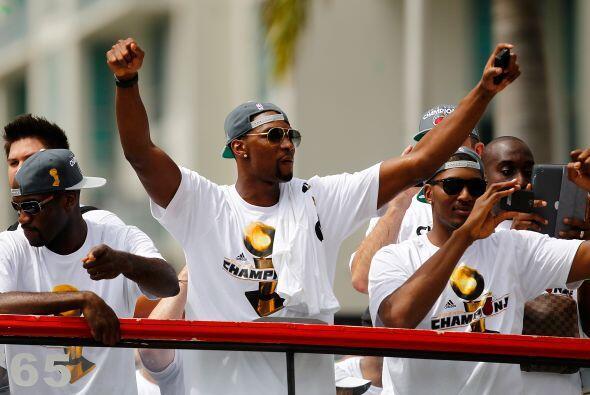Los Heat venían de caer en la final el año pasado ante los Dallas Maveri...