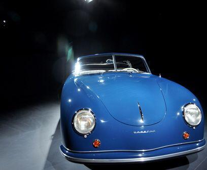 ¡Feliz aniversario!Para la alemana Porsche, el Auto Show Los Angeles 201...