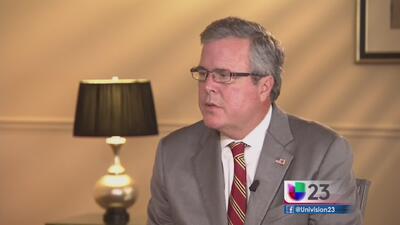 ¿Afectará a Bush haberse catalogado como hispano?