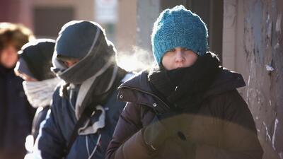 Alerta de frío peligroso en Nueva York
