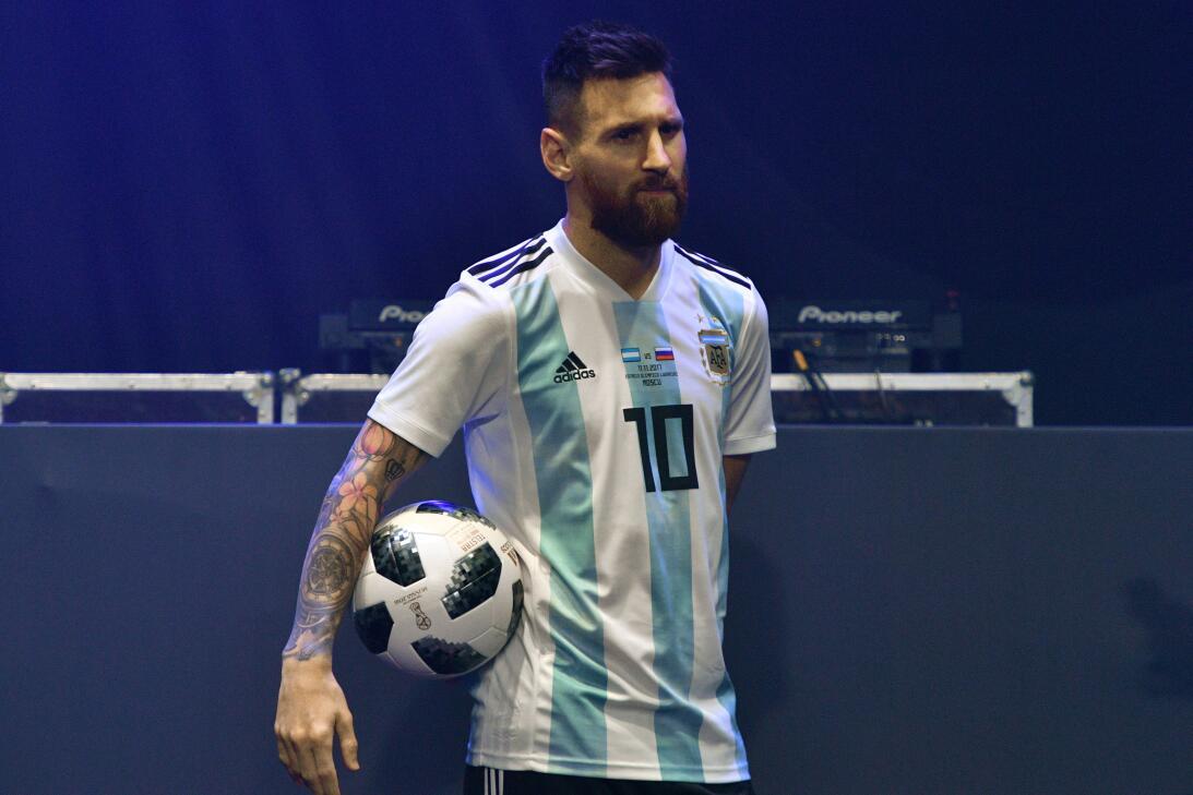 Grupo D. Lionel Messi (Argentina) - La 'Pulga' no se discute. Te...