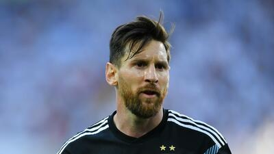 Argentina aún tiene dudas para enfrentar a Croacia y no se sabe quién será el socio de Messi
