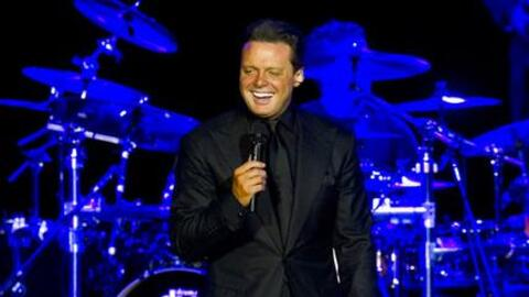 In this March 11, 2012 file photo, Mexican singer Luis Miguel performs d...