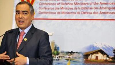 El ministro de Defensa de Colombia, Rodrigo Rivera, dijo que su país pod...