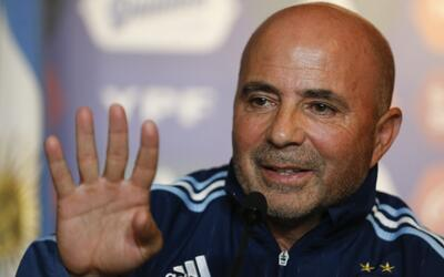 """Sampaoli y la clasificación al Mundial: """"Tenemos al mejor del mundo y es..."""