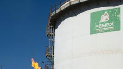 El monopolio estatal Petróleos Mexicanos (Pemex) anunció el descubrimien...