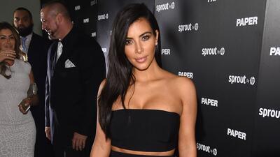 Kim Kardashian quiere convertirse en gurú del fitness