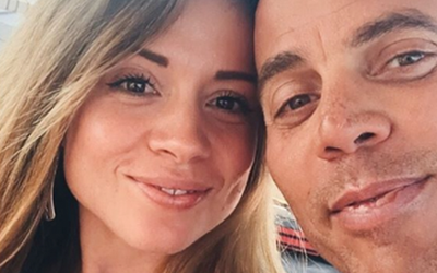 Steve-O pops the question to his longtime girlfriend