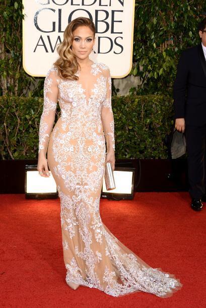 ¡Wow! Jennifer Lopez nos dejó con la boca abierta con tanta...