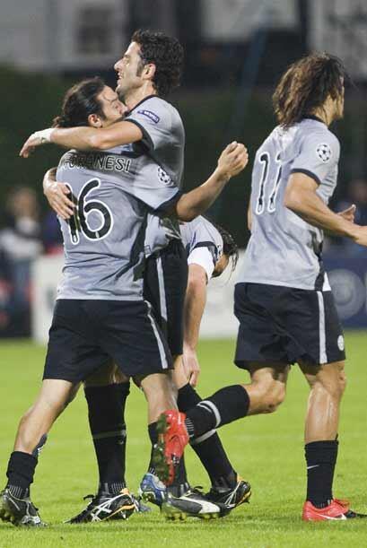 La Juventus cumplió con una ajustada victoria 1-0 ante el Maccabi Haifa...