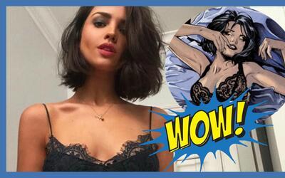 Eiza González y la foto que podría ser la clave para confi...