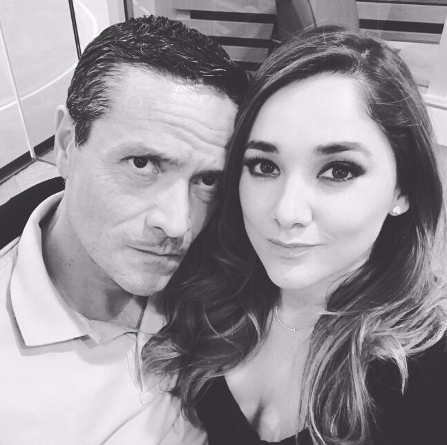Sherlyn y Francisco Zea muestran su amor en redes sociales